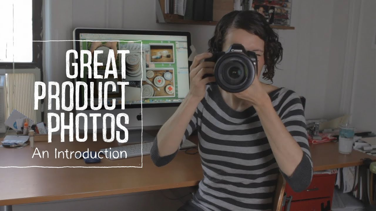 Etsy Success: How to Take Great Product Photos - YouTube