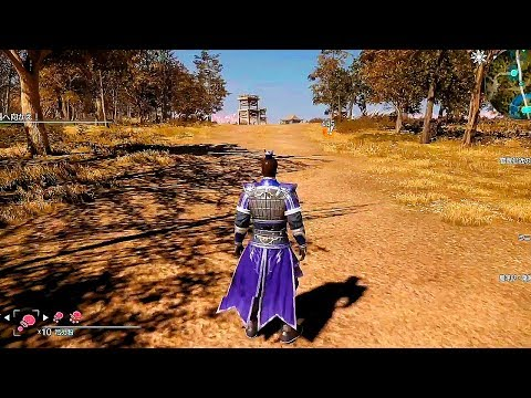 DYNASTY WARRIORS 9 - 90 Minutes of New Gameplay Demo PS4 (2018)