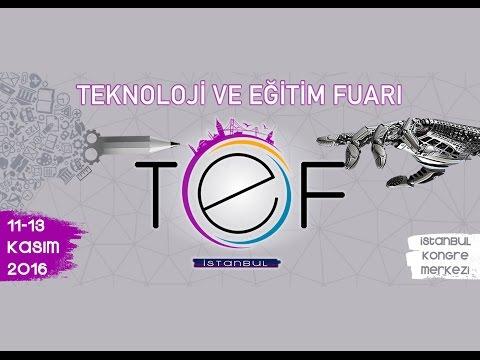 Teknoloji Ve Eğitim Fuarı 11-13 Kasım'da İstanbul'da