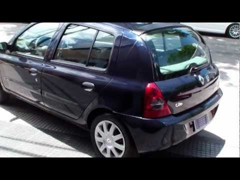 renault clio 2 5p pack plus 1 2 2006 garage chivilcoy youtube. Black Bedroom Furniture Sets. Home Design Ideas