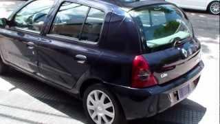 Renault Clio 2 - 5p Pack Plus 1.2 - 2006 (Garage Chivilcoy)