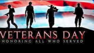 A tribute to veterans day...THANK YOU VETERANS!!!