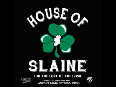 Slaine - House Of Slaine - Full Mixtape - Mixed by DJ Frank White