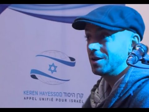 An interview with Idan Raichel - i24news