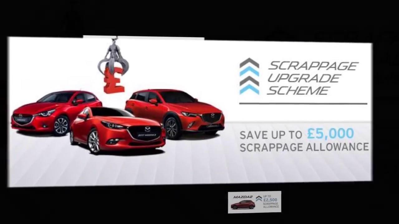 Magna Mazda Scrappage Scheme YouTube - Magna mazda