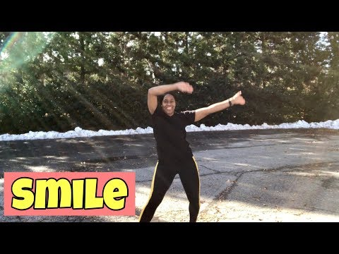 SMILE (Living My Best Life) - LIL DUVAL FT SNOOP DOGG | CABRIA J. FITNESS | DANCERCISE