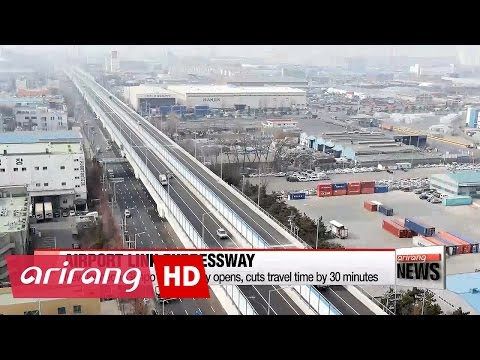 New Incheon-Gimpo expressway opens, cuts travel time by 30 minutes