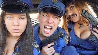Naughty Cops ft. Sarah and Ashlynn