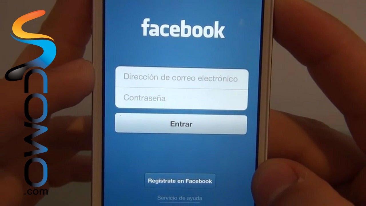 83905616a92 Cómo instalar Facebook en iPhone - YouTube