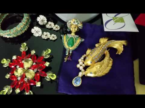 Vintage Jewelry from Jewelrin