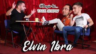 Elvin İbra Mehdi Sadiq İlə Deyirki Talkshow