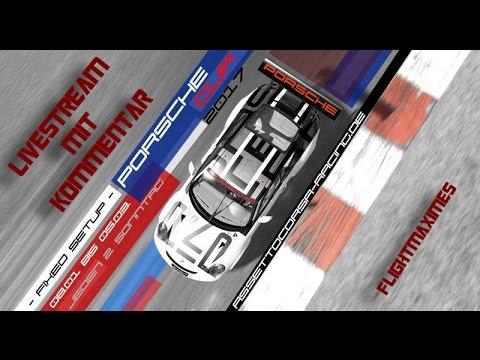 Assetto Corsa | FINALE Riverside Raceway | assettocorsa-racing.de | Porsche Cup | Live Kommentar