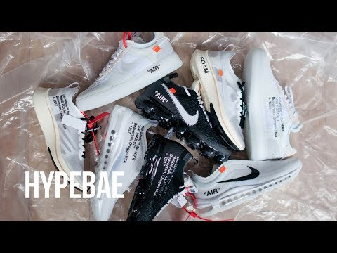 "Virgil Abloh x Nike's ""The Ten"" Unboxing"