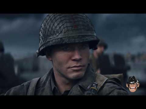Call Of Duty - WW2 Walkthrough Gameplay Part-1 Normandy D-Day