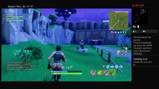 Fortnite Gameplay EP1 Get stretches
