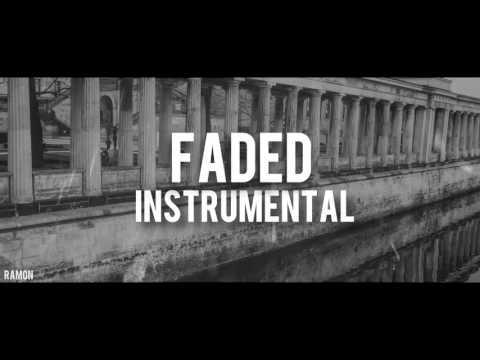 Alan Walker - Faded (INSTRUMENTAL/ KARAOKE) Rock Metal Cover