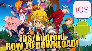Download lagu iOS and Android! How to Download: Seven Deadly Sins: Grand Cross of Light and Darkness (JP Version)