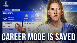 DID THIS TRICK JUST SAVE CAREER MODE IN FIFA 19?