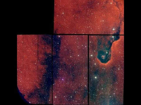 219 million stars in one video: the IPHAS survey of our Milky Way