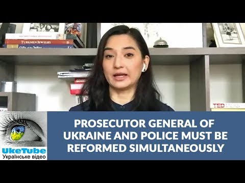 Police in Ukraine frustrated by Prosecutor General