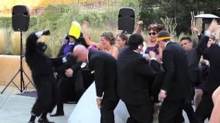 Harlem Shake Wedding Entrance