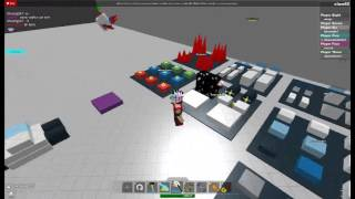 ROBLOX BUILD YOUR OWN CYBERSUIT!! #2