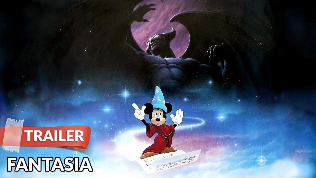 Fantasia 1940 Trailer | Disney | Leopold Stokowski