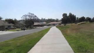 Yorba Linda Recreational Trail (ylrt) Meets The Oc Parks Trail