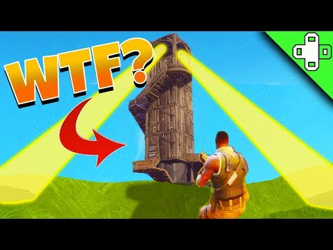 BEST WATCHTOWER SNIPES! Funny Fortnite Moments 103