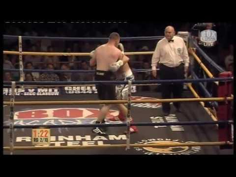 Ian Tims vs. Tony Conquest - BOXING