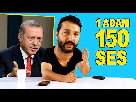 1 ADAM 150 SES ( Dünya Rekoru )