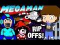 Mega Man RIP OFFS! - ConnerTheWaffle