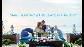Mai & Kunihiko @The Slate in Thailand【Long Version】