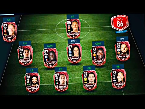 Fifa Mobile 20 Android Gameplay! We Got 86 Ovr Rated Elites Team ! How To Get Free Elite Packs