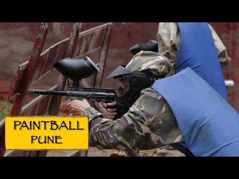 Paint balling || Things To Do || Pune