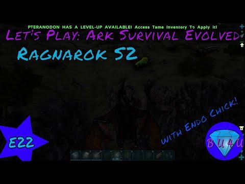 Swim, babies, swim! - Ark Survival Evolved with @Endo_Chick   Ragnarok   Modded   Let's Play   S2E22