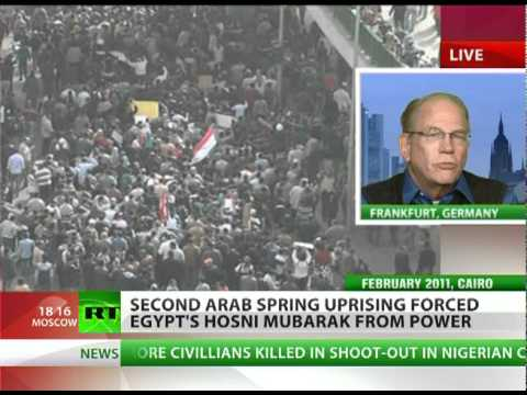 'Pentagon created Arab Spring over decade ago'