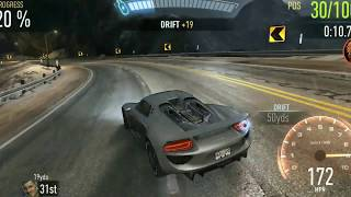 NFS NO LIMIT DEVILS RUN DAY 6