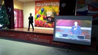 В школе шоу ОДИН В ОДИН