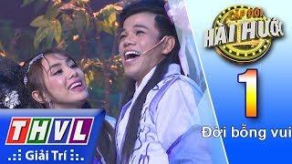 THVL | Cặp đôi hài hước 2018 – Tập 1[5]: Đường đến cặp đôi - Hoàng Hải, Miko Lan Trinh