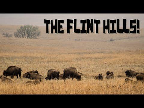 Hiking Through The Flint Hills Vlog