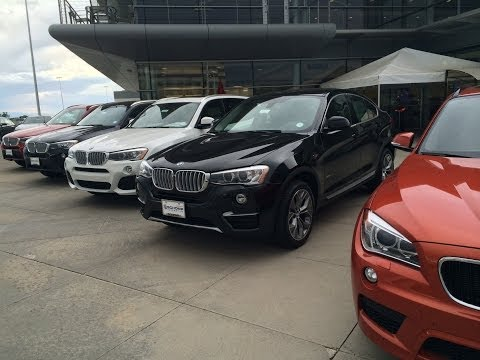 2015 BMW X4 xDrive35i xLine (Start Up, In Depth Tour, and Review)
