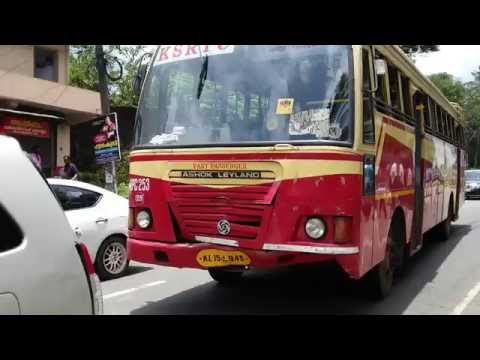 Shocking accident at Adoor 4 vehicles!- KSRTC Fast passenger at Kerala