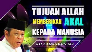 Video Tujuan Allah Memberikan Akal Kepada Manusia - Ceramah KH Zainuddin MZ download MP3, 3GP, MP4, WEBM, AVI, FLV September 2018