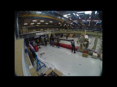 DARE | Filament Winding of the Stratos III Flight Tank