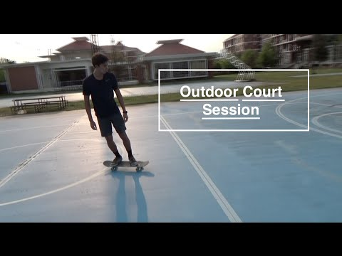Outdoor Court Session