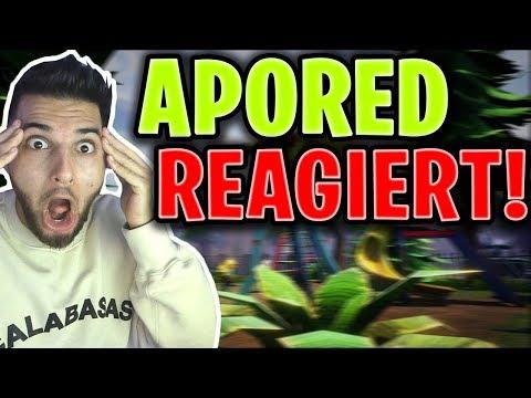 ApoRed reagiert auf