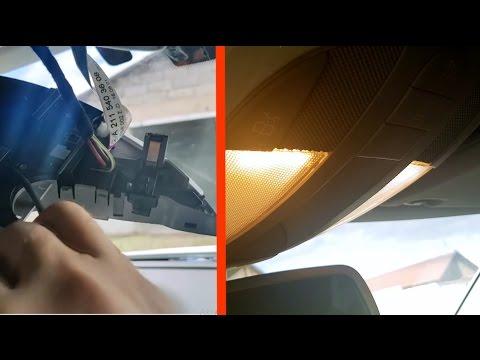 Mercedes W211 Does Not Work Rain Sensor And Light Sensor