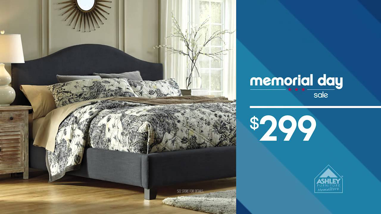 Ashley Furniture Homestore Memorial Day Sale Youtube