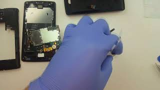 how to change digitizer Lenovo A1000